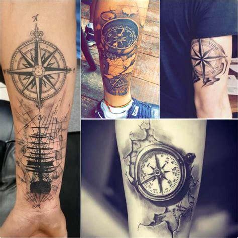 compass tattoo meaning compass designs popular ideas for compass tattoos
