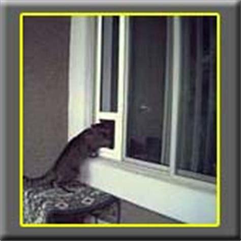 Cat Door Window Insert by Garage Door Window Insert Kits