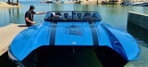 lamborghini boat blue dcb completes lambo blue m31 cat in time for desert storm