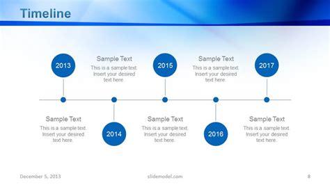 Corporate Timeline Slide Design For Powerpoint Slidemodel Corporate Slide Design