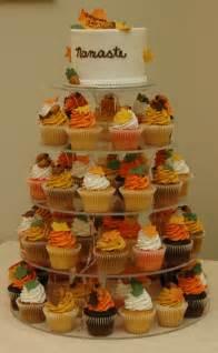 herbstlicher kuchen cupcake wedding ideas on fall wedding cupcakes