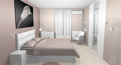 Charmant Chambre Blanc Et Taupe #2: Chambre-peinture-adulte-taupe-et-couleur-images-decoration-marron-blanc-blanche-clair-idee-deco-1043x563.jpg