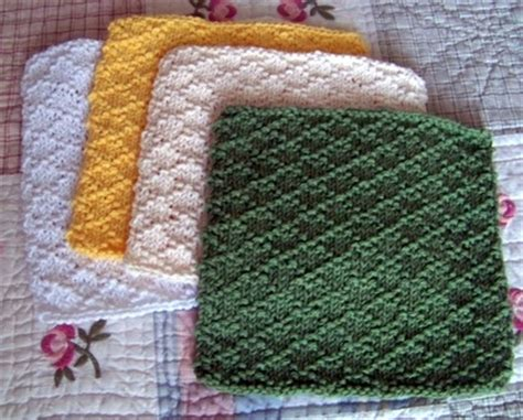 how to knit a dishcloth 6 steps how to knit a dishcloth 6 steps knitted dishcloth