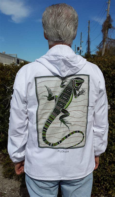 Jacket Iguana iguana jacket