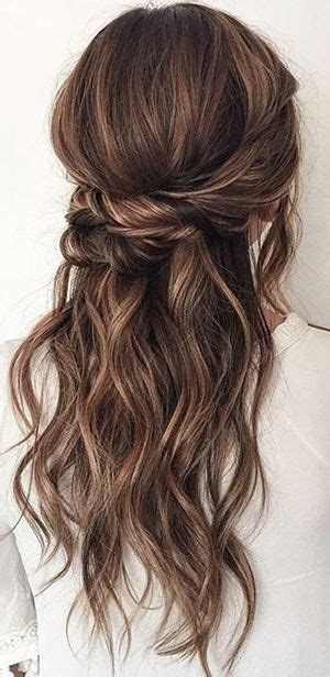 20 amazing half up half wedding hairstyle ideas wedding hairstyles wedding hair