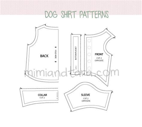 1000 ideas about dog clothes patterns on pinterest dog