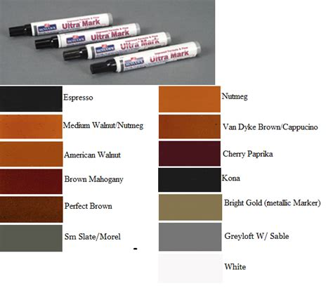 mohawk ultra mark touch  markers