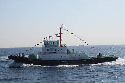 tugboat institute nyk s eco tugboat receives 2013 marine engineering of the