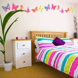 cute butterfly bedroom wall decal mural ideas for teen wall decal ideas for bedroom thelakehouseva com