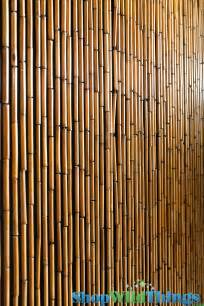 plain bamboo door curtains submited images