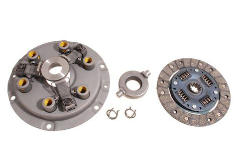 Bros A30 clutch kit 803cc and 948cc 6 1 4 quot sprite morris minor a30 a35 and a40 mk1