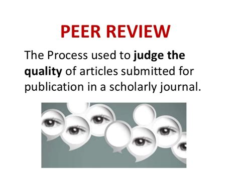 Xavier Mba Peer Assessment Score by What Is Peer Review