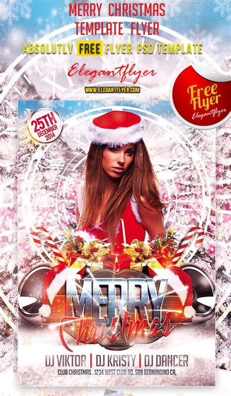 Merry Christmas Flyer Template Free Software Free Download Helperrainbow Merry Flyer Template Free