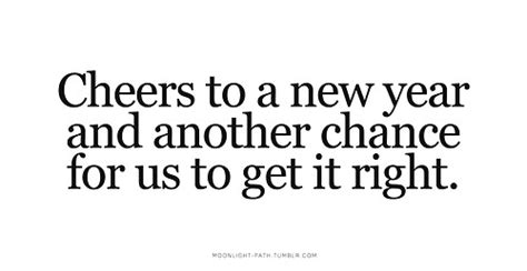 cheers to a new year and another chance for us to by oprah