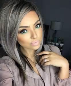 best professional hair color to cover gray le gris est tr 232 s tendance les 32 mod 232 les pr 233 sent 233 s vont