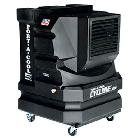 evaporative cooling fan rental the home depot