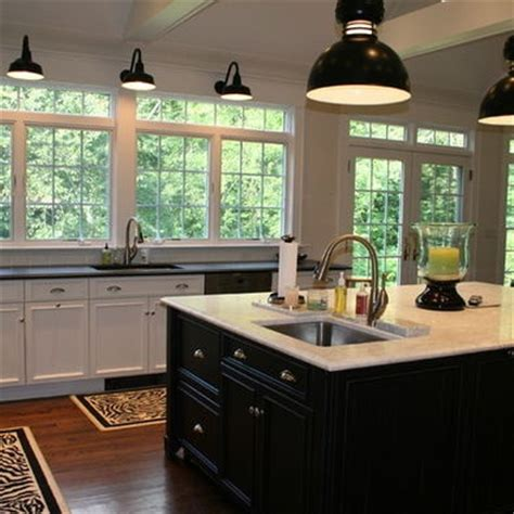 Kitchen Window Lighting Windows Lights Sink My Home