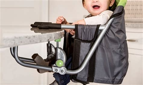 Regalo Easy Diner Hook On High Chair Regalo Easy Diner Portable Hook On Highchair Groupon
