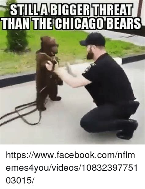 Chicago Memes Facebook - stilar biggerthreat than the chicago bears