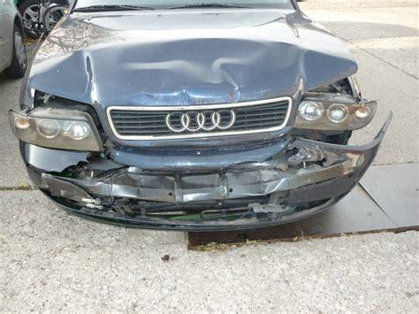 Audi A4 Unfall by Audi A4 Unfall Biete Volvo