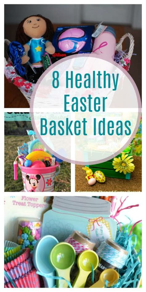 easter themed names 8 healthy themed easter basket ideas healthy ideas for kids