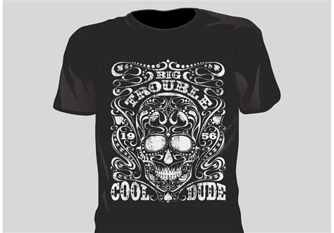 design a shirt online for free free vector grunge t shirt design download free vector