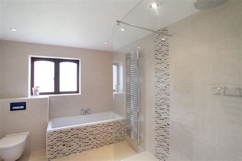 modern white tile bathroom best modern white bathroom tile