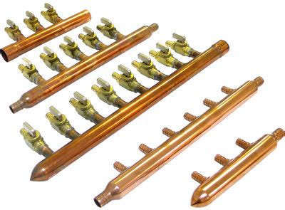 Copper Manifold Plumbing - copper manifold view specifications details of copper