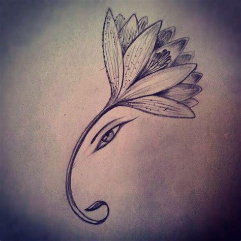 ganesh simple tattoo designs pictures 22 simple ganesha tattoos