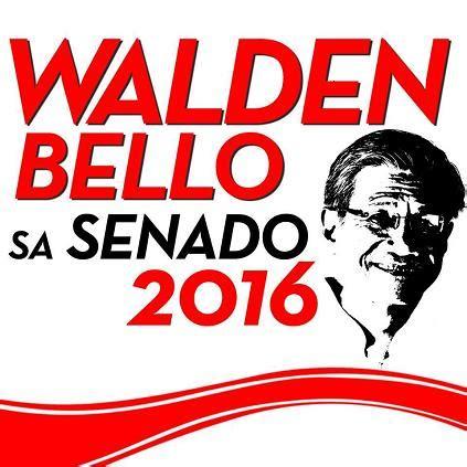walden bello books walden bello runs for senator of the philippines pushes