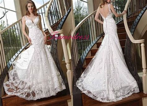 Handmade Wedding Gown - wedding dress handmade bridal gown lace wedding