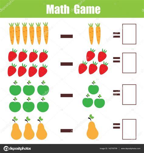 imagenes matematicas para niños preescolar juego educativo de matem 225 ticas para ni 241 os hoja de c 225 lculo