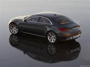 Chrysler 300 Next Generation Next Generation Chrysler 300c Concept Shown Mg Rover Org