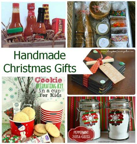handmade christmas gifts