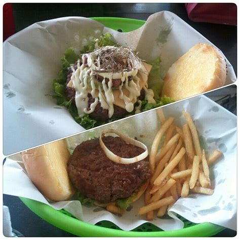 backyard burgers central quirino menu davao city