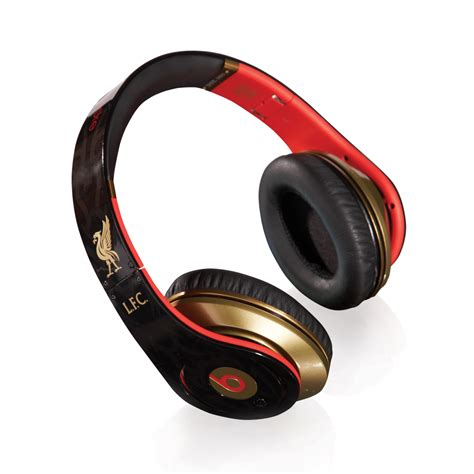 Headphone Beats lfc beats studio headphones liverpool fc official store