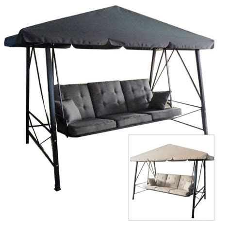 Replacement Cushions For Patio Swings And Canopy by Patio Swing Canopy Replacement Icamblog