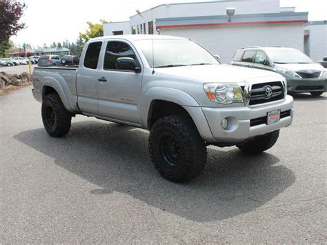 Toyota Used Trucks For Sale Used Lifted Toyota Trucks For Sale Near Seattle Magic Toyota