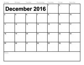 calendar print template december 2016 printable calendar printable calendar