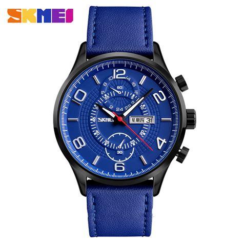 Jam Tangan Pria Quiksilver 1 skmei jam tangan analog pria 1603cl blue jakartanotebook
