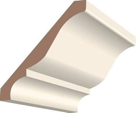 Crown 4 In 1 By Mithashop 5 1 4 quot mdf crown moulding ebay