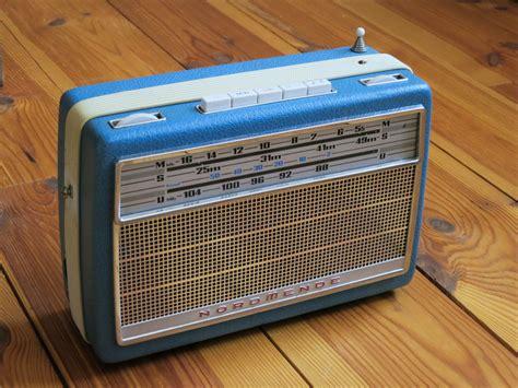 vintage internet connected radio