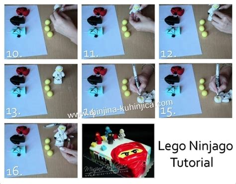 lego ideas tutorial lego ninjago tutorial party ideas pinterest lego