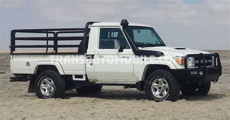 Toyota Land Cruiser Up Toyota Land Cruiser 79 Up Single Cab Brand New Ref