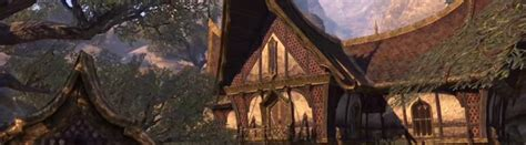 eso player housing the elder scrolls online own a piece of tamriel when player housing comes out early