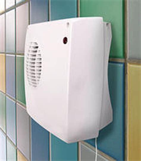 Bathroom Heater Tlc Bathroom Wall Fan Heater