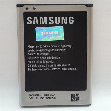 Baterai Samsung 2 jual baterai batre hp samsung galaxy note 2 note2 n7100