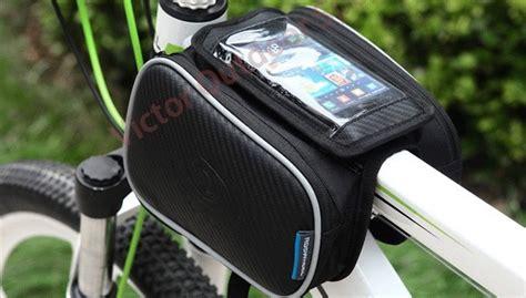 Produk Roswheel Tas Sepeda Bike Waterproof Bag With Smartphone Bag roswheel tas sepeda waterproof dengan smartphone