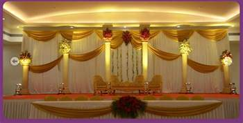 reception decoration india a wedding planner indian wedding and reception stage