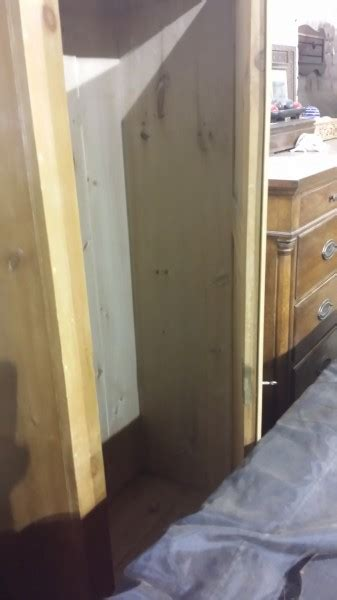 antique pine cupboard small wardrobe childrens wardrobe